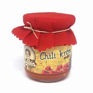 Chili krém - erős