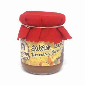 Sütőtök lekvár / Narancsos-fűszeres
