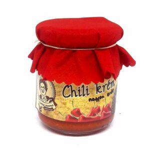 Chili krém nagyon erős